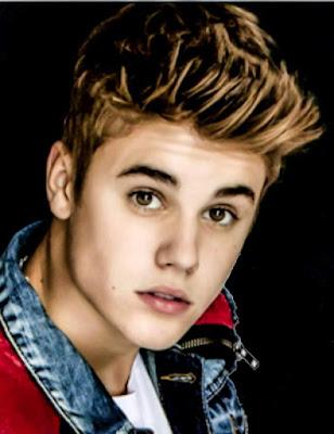 Model Rambut Justin Bieber