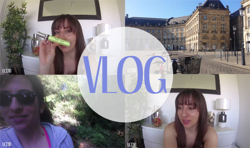 Benefit, nouvelle coiffure et shopping | Vlog