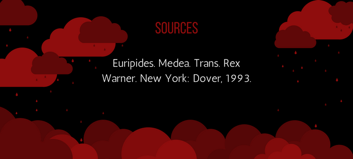 Summary of Euripides' Medea Sources