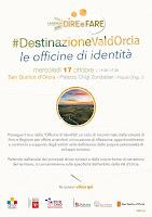 ValdOrcia sviluppo economico e sociale dell'ambito turistic