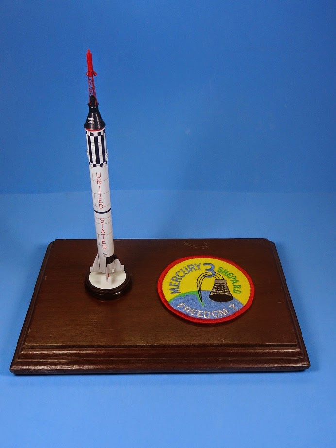 Plastic Models on the Internet Spacecraft vol6 Mercury