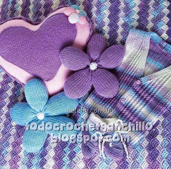 Patron Manta crochet
