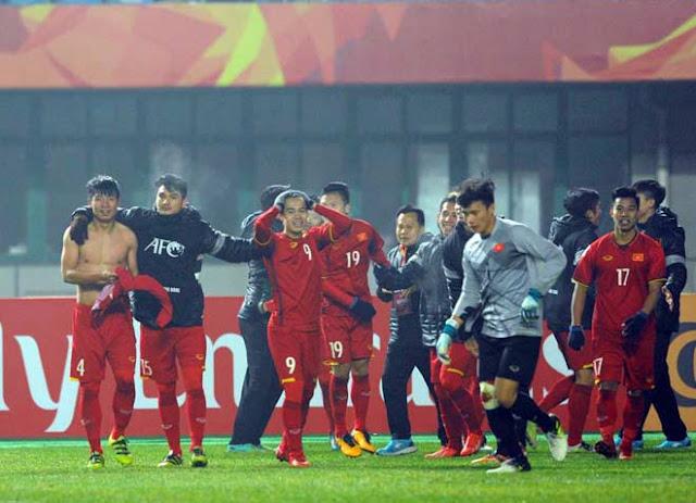 U23 Qatar có độ khéo léo và lối chơi rất khoa học 2