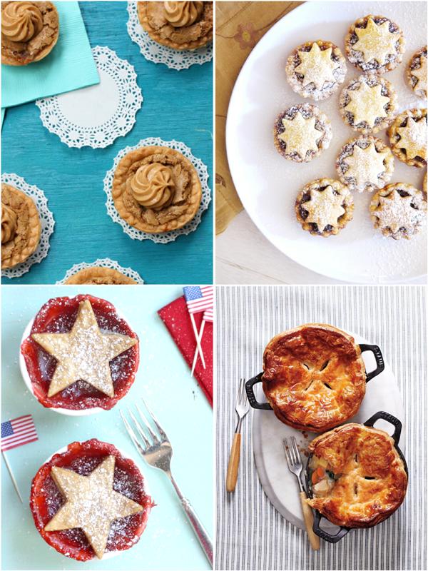 21 Delicious and Warming Pie Recipes - via BirdsParty.com