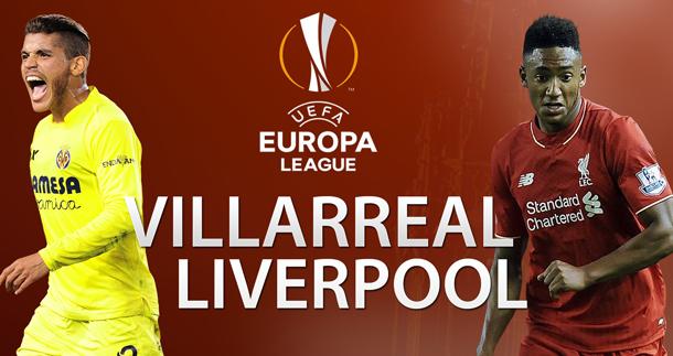 Hasil Villarreal vs Liverpool