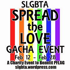 Spread the love Gatcha EVENT opens at 2. 12