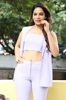 Tanya Hope in Crop top and Trousers Beautiful Pics at her Interview 13 7 2017 ~  Exclusive Celebrities Galleries 058.JPG