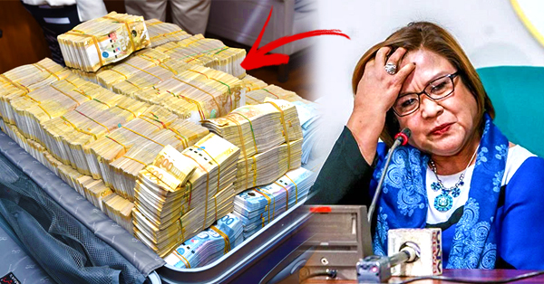 Image result for Money Trail Worth P38-M Found on De Lima Driver's Relatives