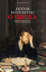 Estamos lendo - O idiota: Dostoiévski