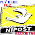 How to Apply  For The 2018 Nipost Recruitment Online