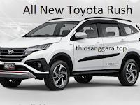 Harga All New Toyota Rush terbaru