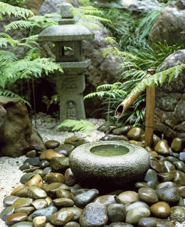 decorar Tipos de Jardim Japonês