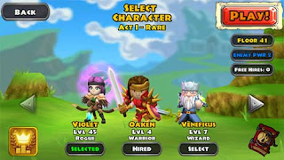 Dungeon Quest APK+MOD (Free Shopping) free on android