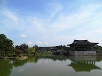 anapji pond gyeongju