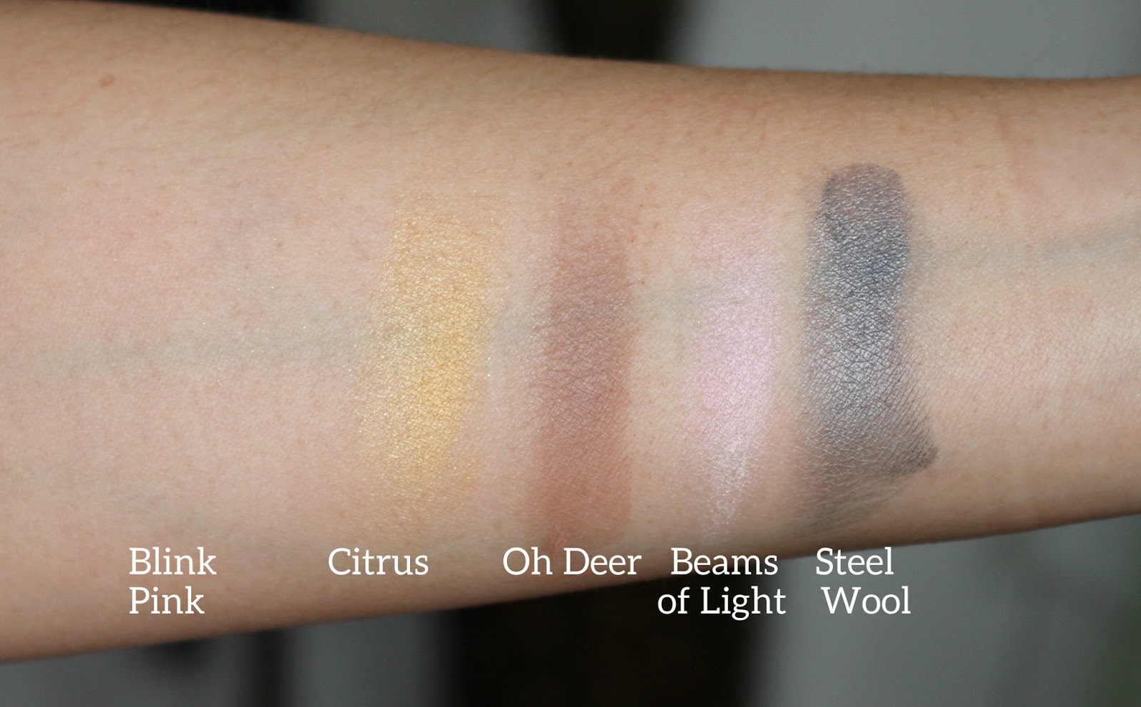 Blink Pink: Don't Blink, I Can't See It Honestly, How To Apply Subtle  Eyeshadow