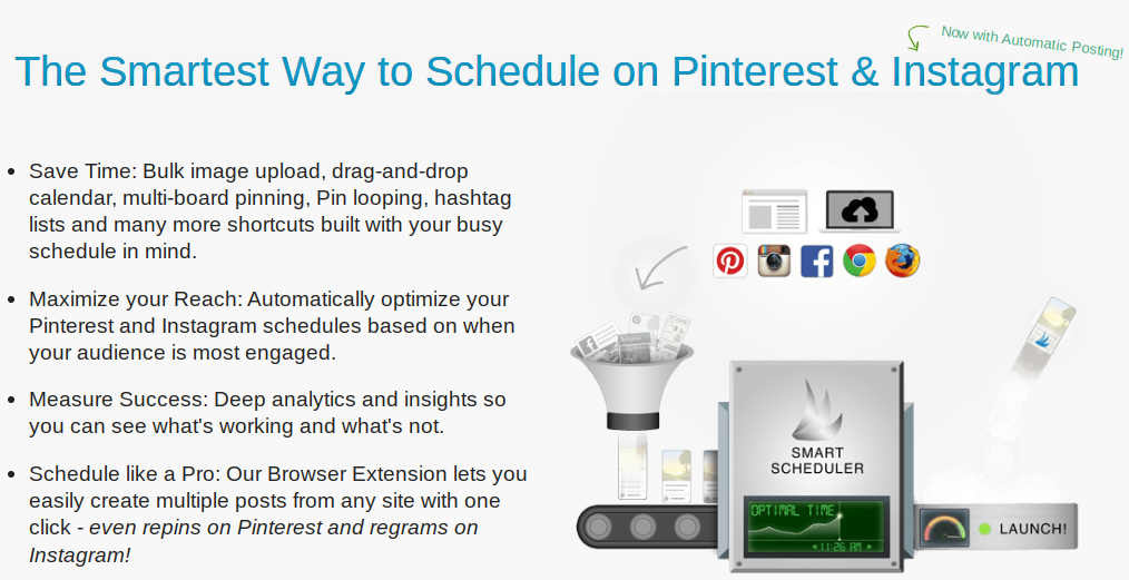 tailwind for pinterest how to schedule a pin with pinterest for your blog growth in traffic.