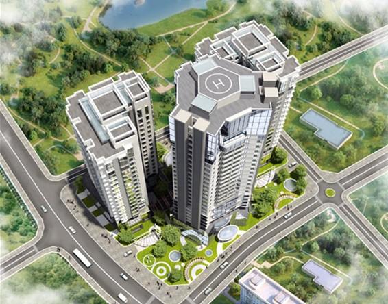 Dự án E4 Tower Yên Hòa