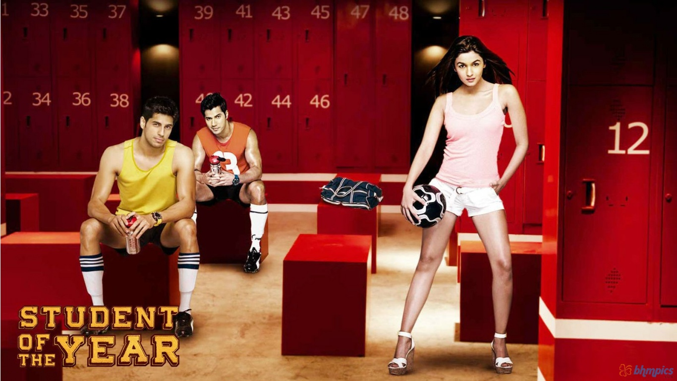 Student of the year full film download.