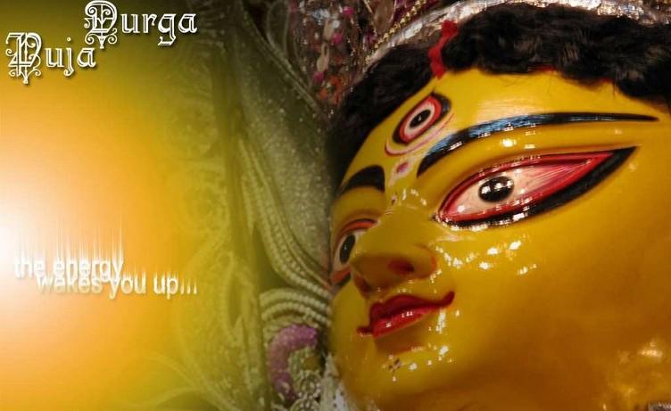 HD  Durga Wallpaper