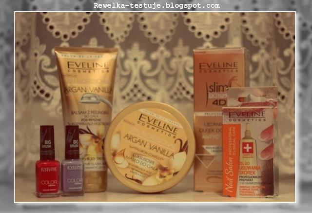 Testuję z Eveline Cosmetics