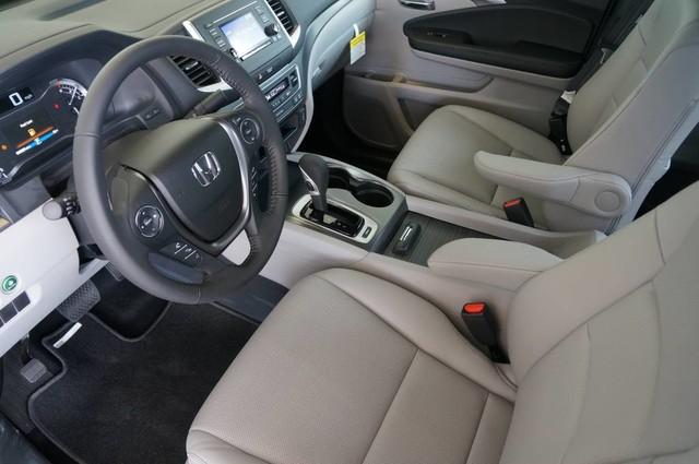 2017 Honda Ridgeline RTL 4X2