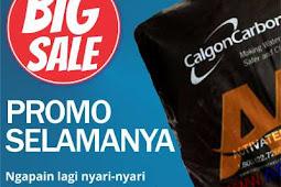 Penjual dan Distributor Karbon Aktif Calgon | JUAL KARBON AKTIF CALGON INDONESIA