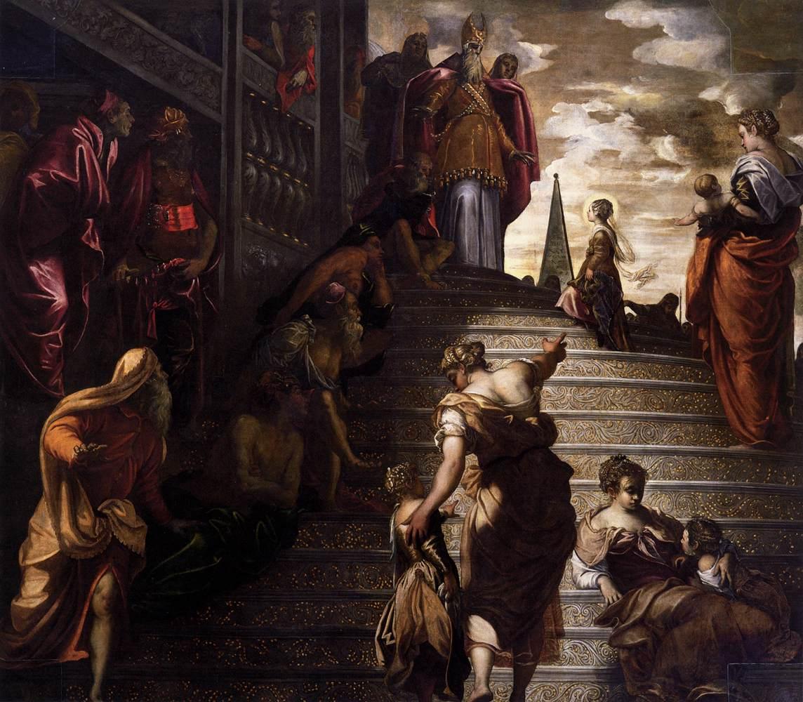 Nov 21; presentation of the blessed virgin mary.