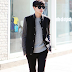 4 Model rambut korea bagi pria