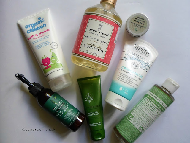 Tips Natural and Organic Skincare if you are on a budget under £10