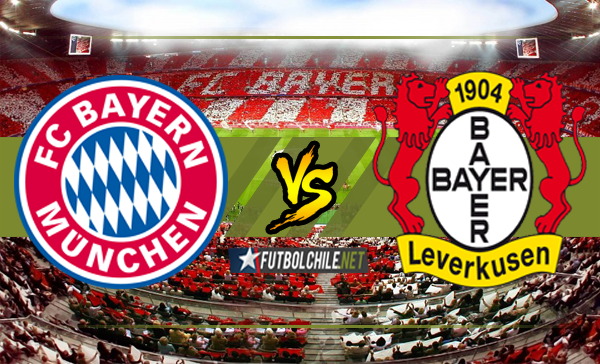 Bayern Munich vs Bayer Leverkusen,