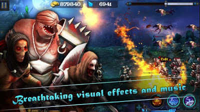 Hell Zombie coins mod apk