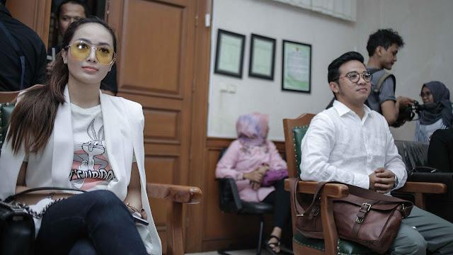 Roby Geisha Marah-Marah Saat Mediasi Sidang Cerai
