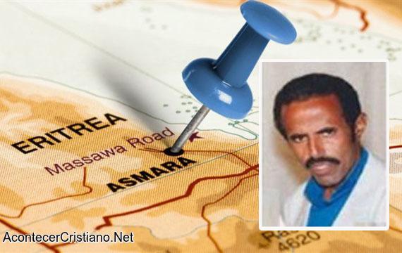 Pastor sale libre de prisión en Eritrea