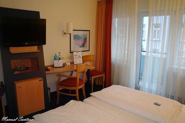 Francoforte sul Meno, Best Western Hotel Plaza
