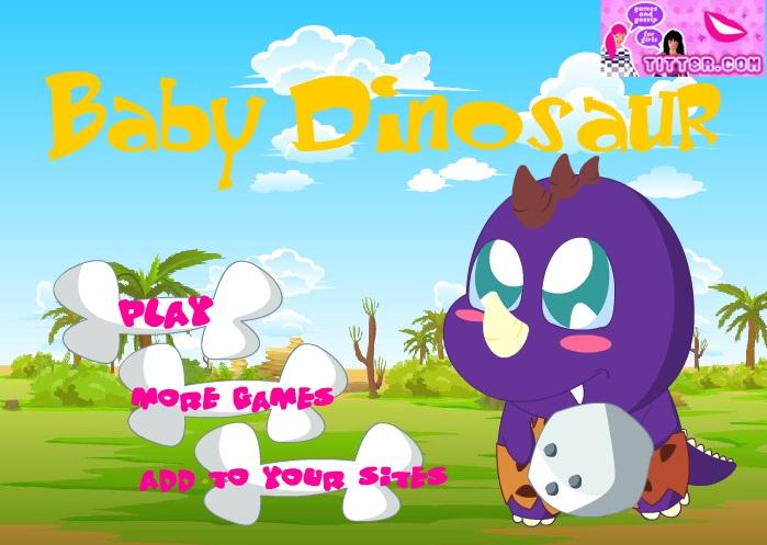 Baby Dino Spiel 5