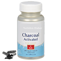 Activated Charcoal Neye denir