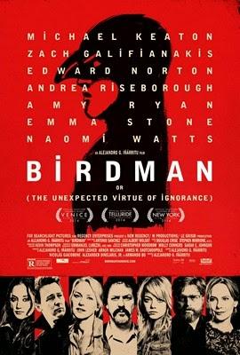 Poster film Birdman