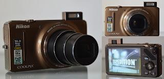 Jual Kamera Nikon COOLPIX S9200