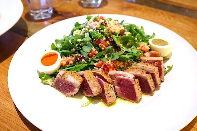 Il Fornaio Ahi Tuna Salad