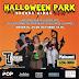 #HalloweenPark la única obra de teatro donde los monstruos y brujas, se asustan de los niños!