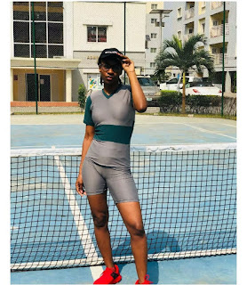 BBNaija's Anto Slammed By Trolls For Posing Pantless