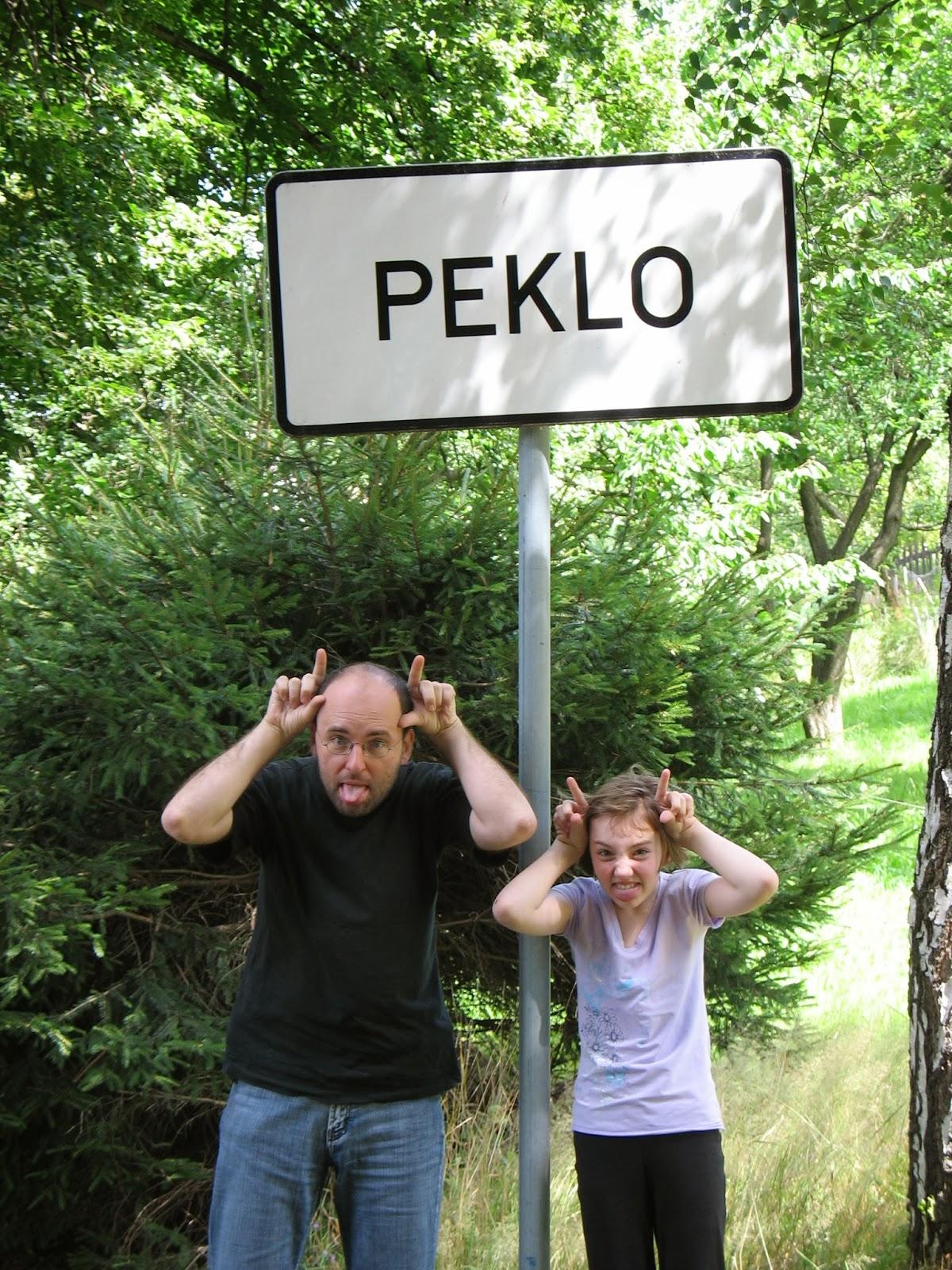 Vesnice Peklo