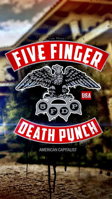 Five Finger Death Punch Wallpaper Wallpapers King