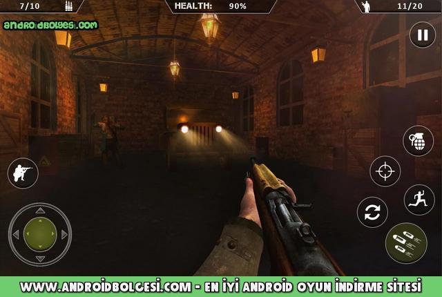 WWII Zombies Survival Mod apk