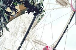 Harga Tiket Bianglala (Gondola) J-Sky Ferris Wheel Tertinggi di Indonesia