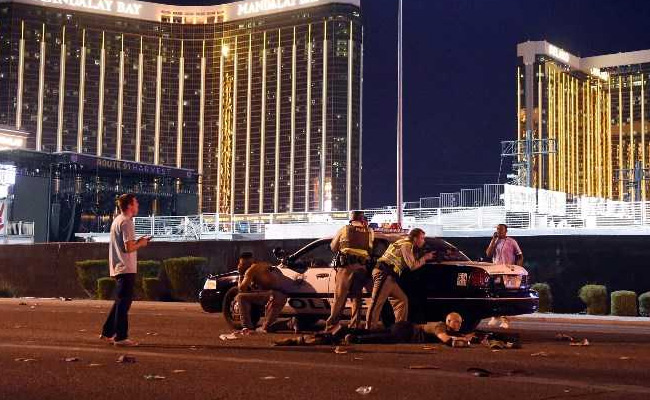 Las Vegas Mass Shooting: 5 Things That Just Don't Add Up