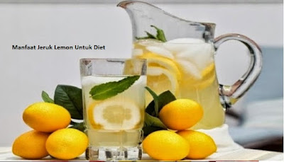 Manfaat Jeruk Lemon Untuk Diet