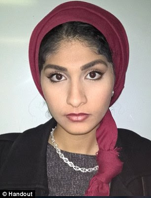 Muslim girl who claimed she was attacked by Trump supporters in New York has been arrested for making up the story