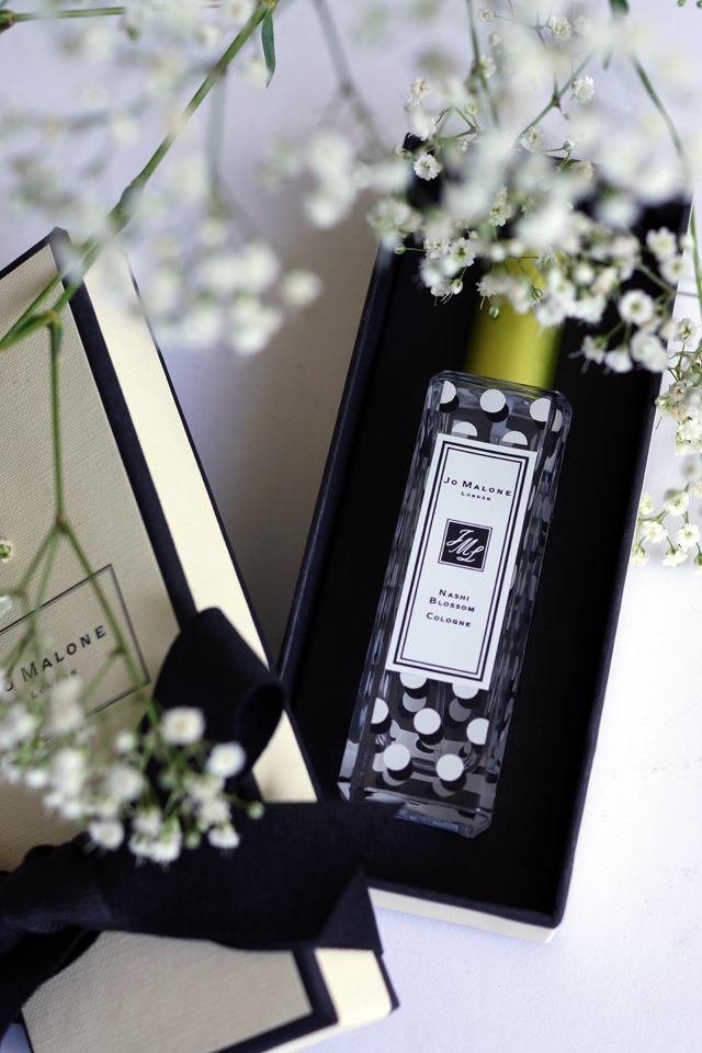 Hello Freckles Jo Malone Nashi Blossom Limited Edition Summer Scent Cologne Fenwick Newcastle