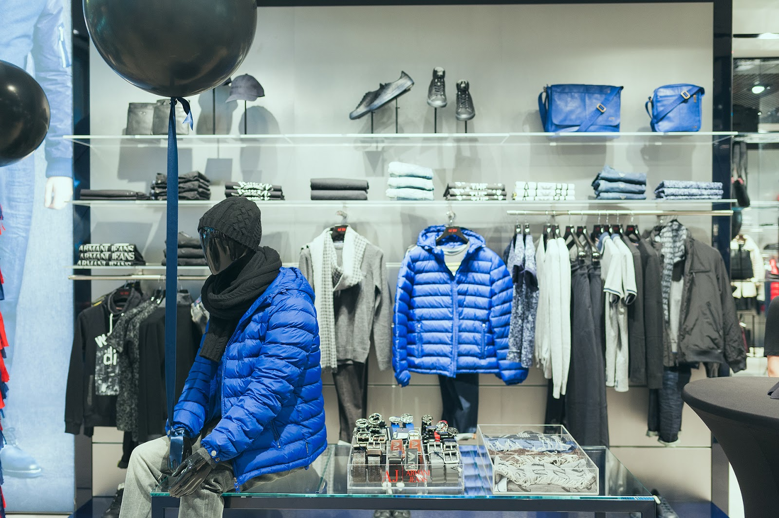открытие магазина, Armani Jeans, Sky Mall, fashion blogger, Киев магазины, где купить пальто, фешн блогер